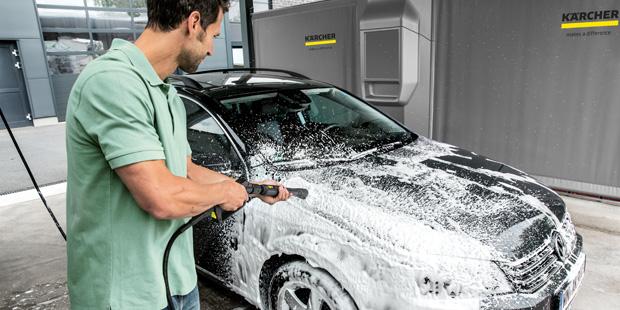 Čiščenje vozil