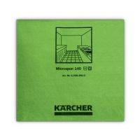 KARCHER Krpa iz mikrovlaken Microspun zelena 3338-250